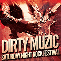 Dirty Music Poster