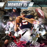 Football Action Flyer