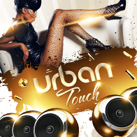Urban Touch Party Flyer