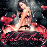 Sensual Dream Flyer Template