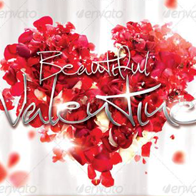 Beautiful Valentine Flyer