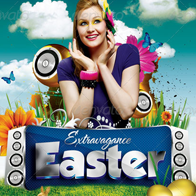 Easter Bunny Flyer Vol_1