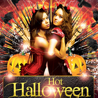 Hot Halloween Party