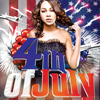 Fourth of July/Patriotic Party Flyer