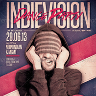 Indie Flyer/Poster Vol. 17