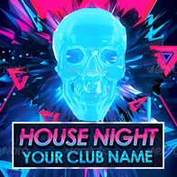 House Night Flyer