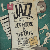 Jazz Session - Poster