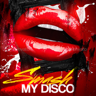 Smash my Disco Flyer